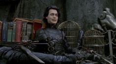 Edward Mãos de Tesoura (1990) Tim Burton